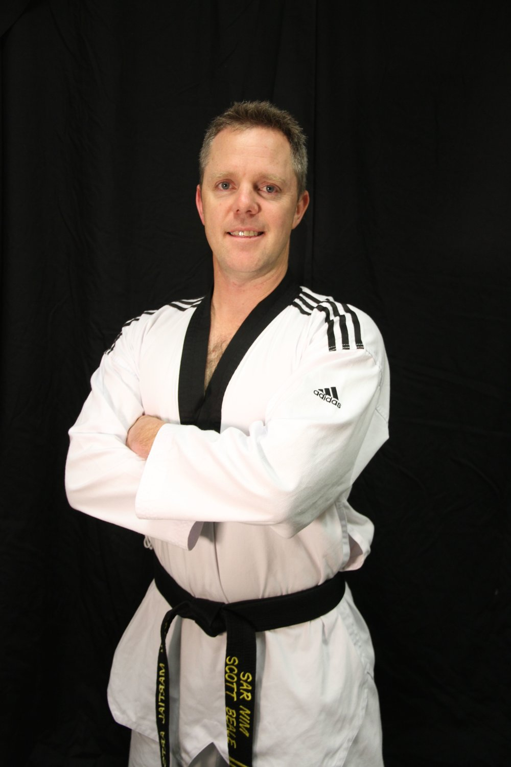 Scott - Senior Instructor|Taekwondo|Martial Arts