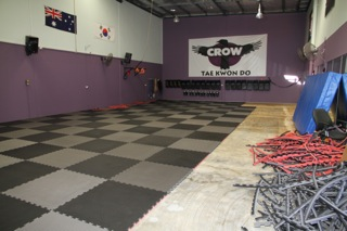 Almost finished with the mats