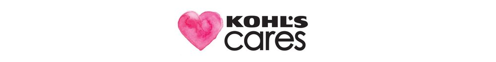 Kohl's Cares is a generous benefactor to The Mighty Quinn Foundation!  Thank you Kohl's!