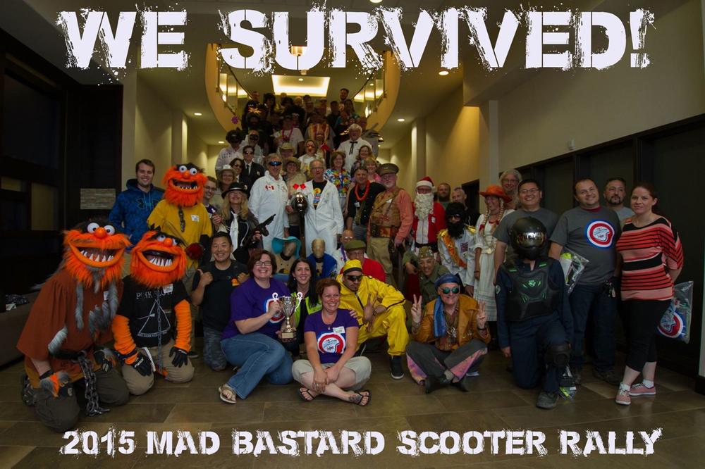 RealMadBastard Rally 2015