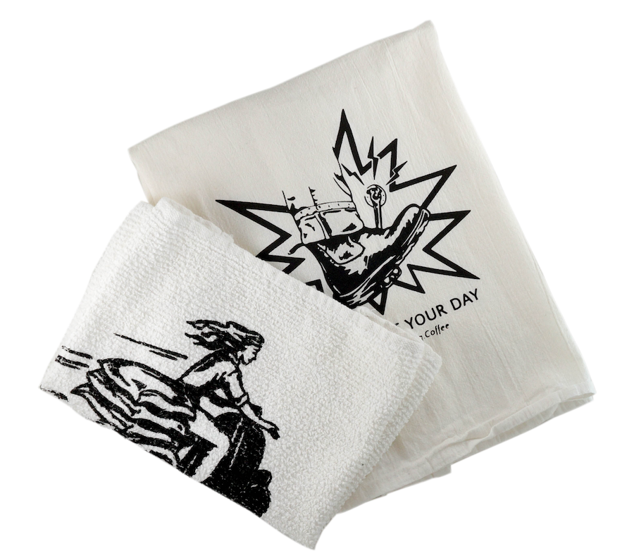 Our fun and practical towels will spiff up your kitchen or bar.