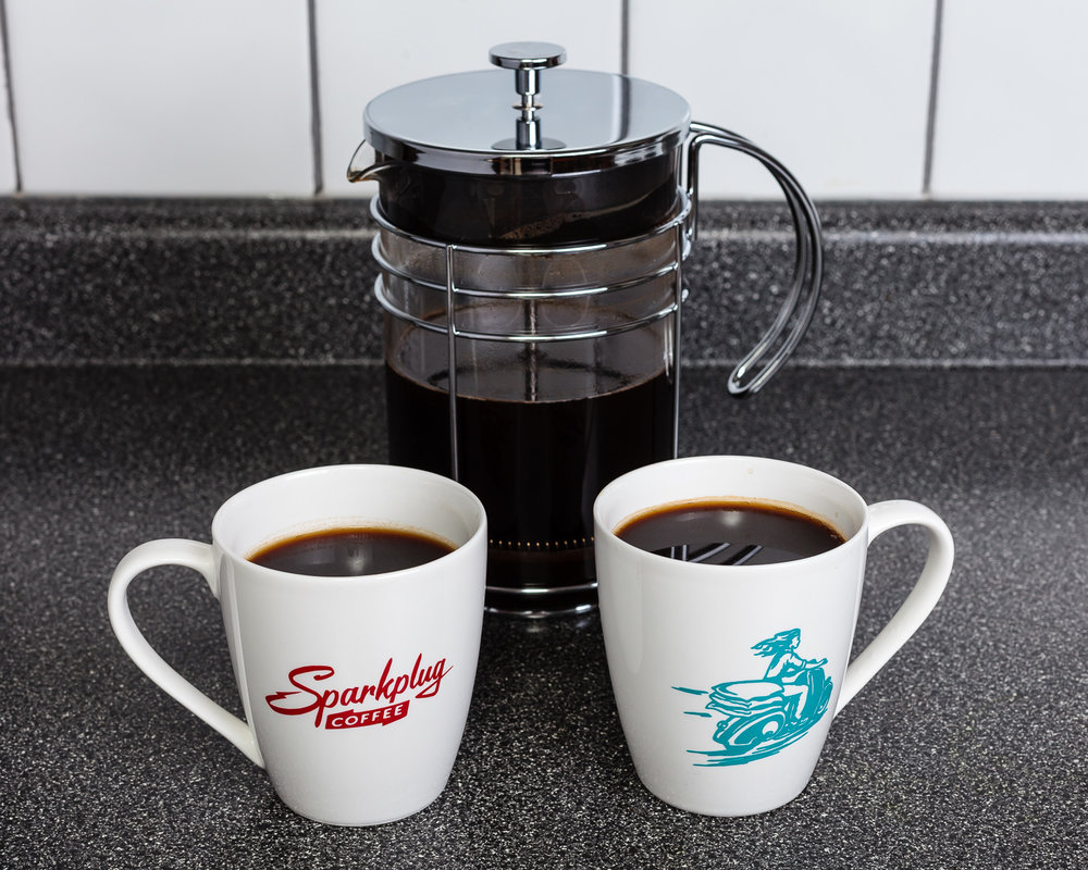 We love a rich dark roast like  Globetrotter  in our French press