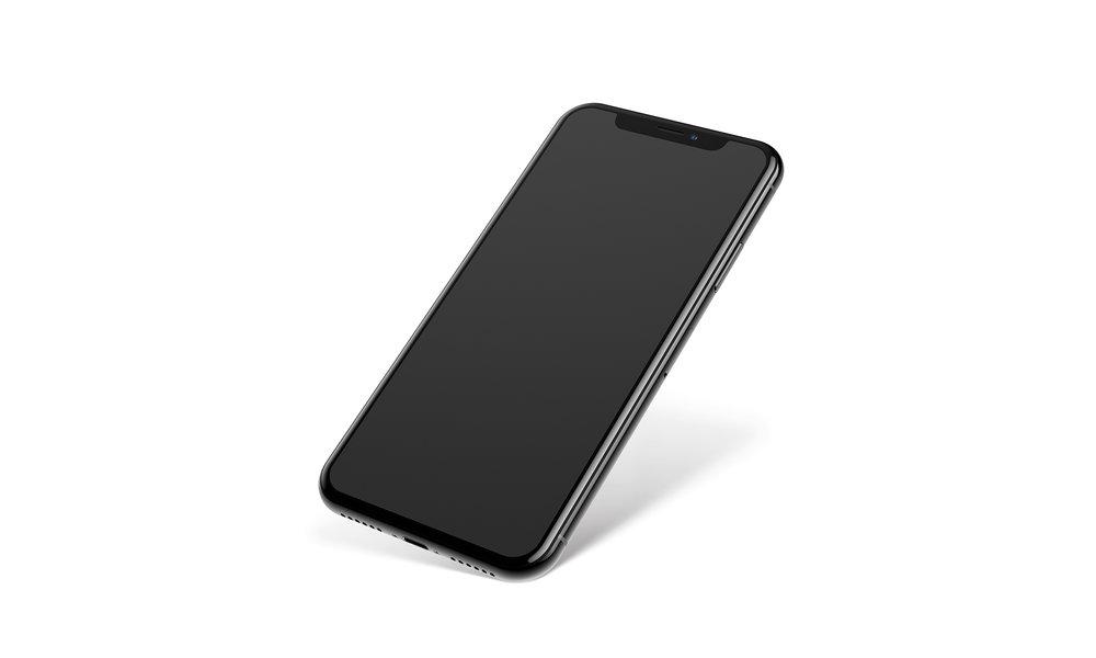 iPhone X -