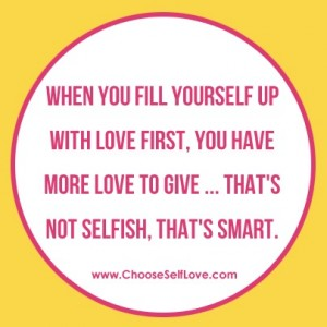 Join the #SelfLove party today at 9pm ET by clicking the picture above.