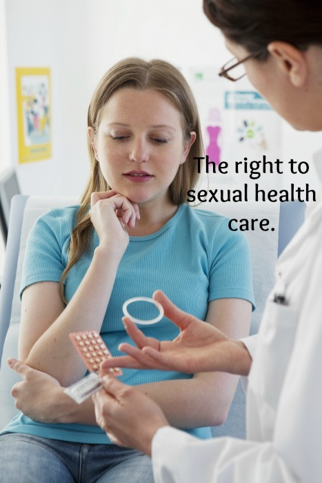 Sexual health care should be available for prevention and treatment of all sexual concerns, problems and disorders.