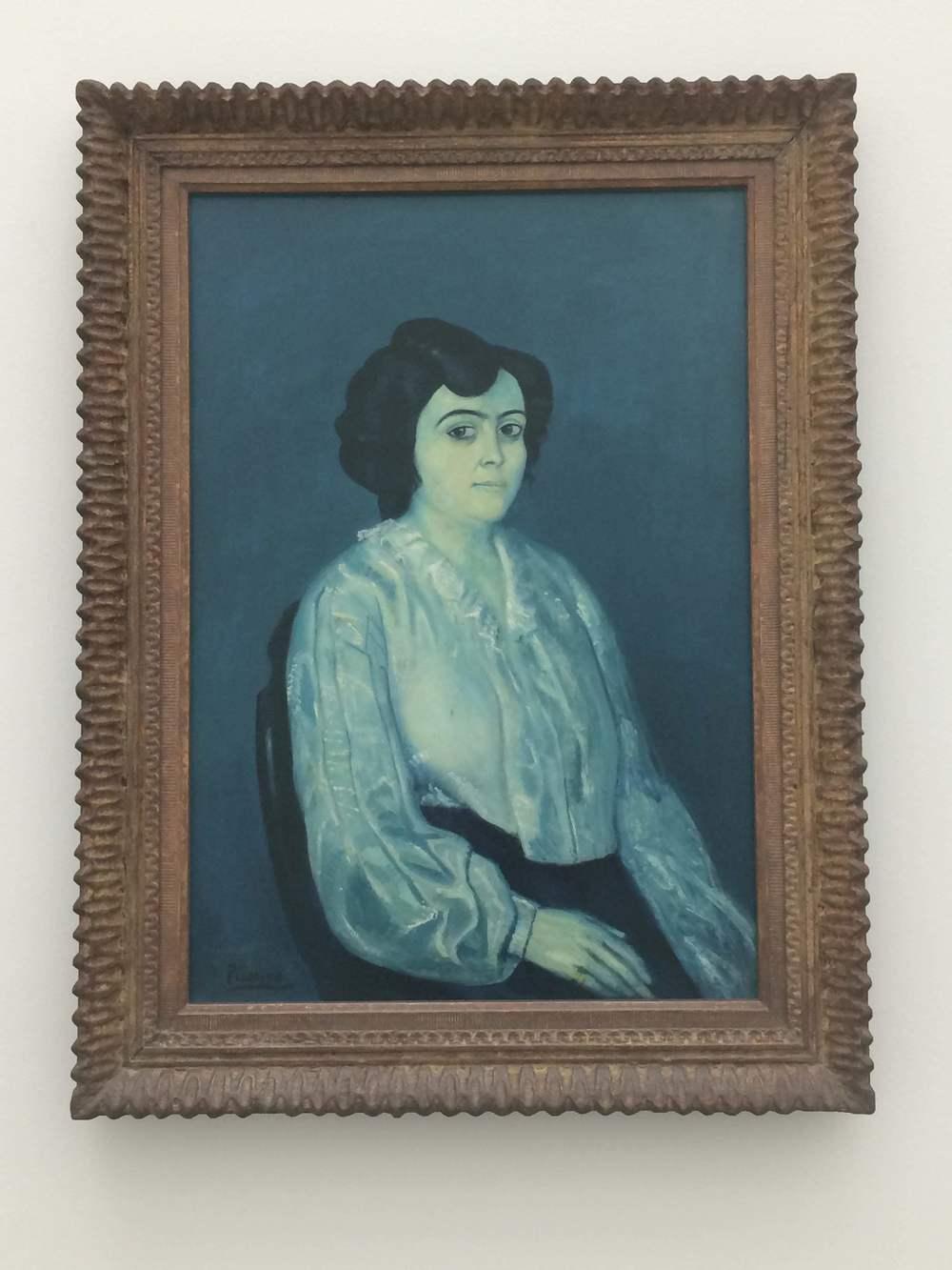 Pablo Picasso Madame Soler