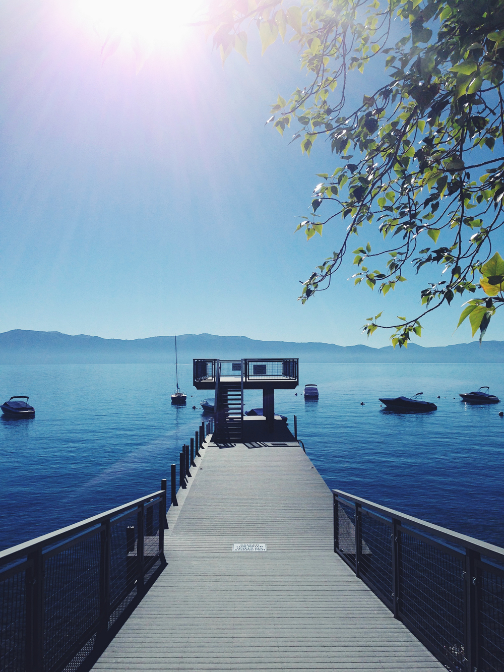 Mini Vacation - Lake Tahoe / www.goodonpaperdesign.com/blog / @good_on_paper