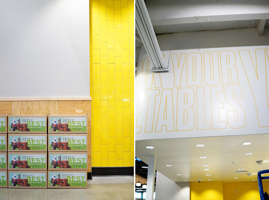 Whole Foods Market - Gilman Street Preview / www.goodonpaperdesign.com/blog / @good_on_paper