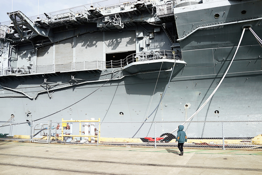 Day Trip: USS Hornet Museum  /  www.goodonpaperdesign.com/blog  /  @good_on_paper