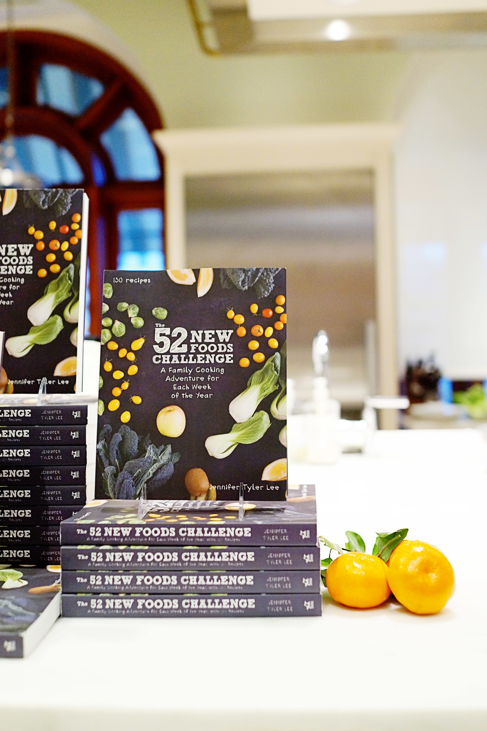Giveaway: The 52 New Foods Challenge Book  /  www.goodonpaperdesign.com/blog  /  @good_on_paper
