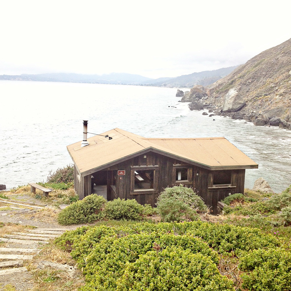 Steep Ravine Cabins at Stinson Beach  /  www.goodonpaperdesign.com/blog  /  @good_on_paper