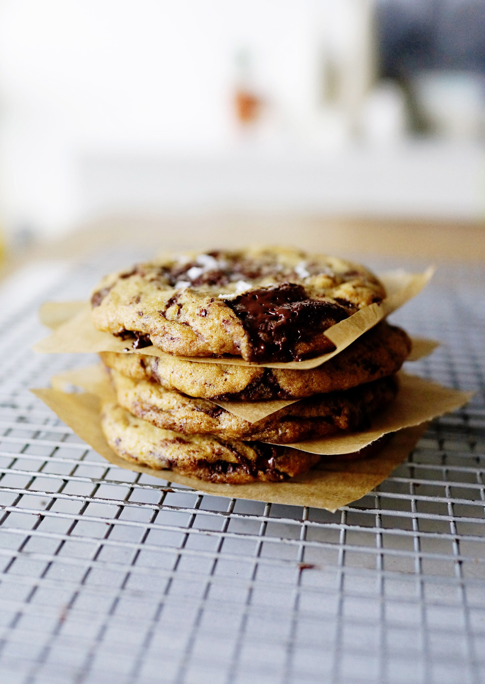 Recipe: Oh Yeah, Best Chocolate Chip Cookies  /  www.goodonpaperdesign.com/blog  /  @good_on_paper