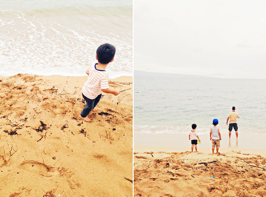 Family Trip to Maui  /  www.goodonpaperdesign.com/blog  /  @good_on_paper