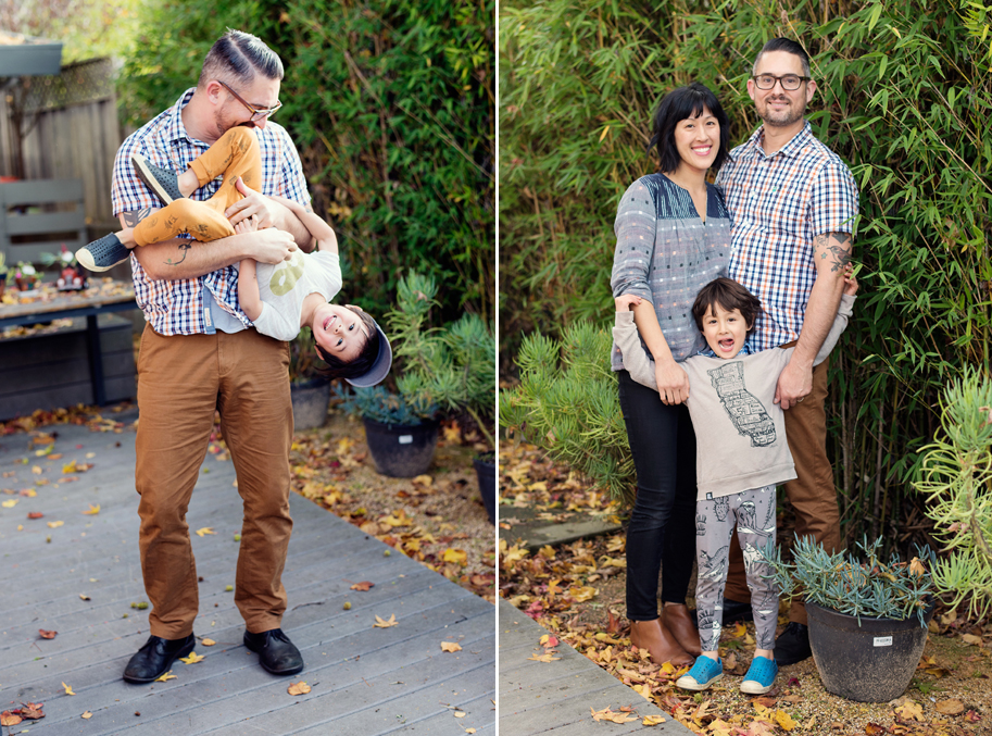 Jackson Family Photo Shoot: December 2015 / goodonpaperdesign.com/blog  /  @good_on_paper  /  photo by Sarah Hebenstreit of Modern Kids