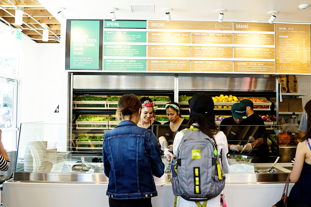 Favorites: Sweetgreen Berkeley  /  www.goodonpaperdesign.com/blog/favorites-sweet-green-berkeley  /  @good_on_paper