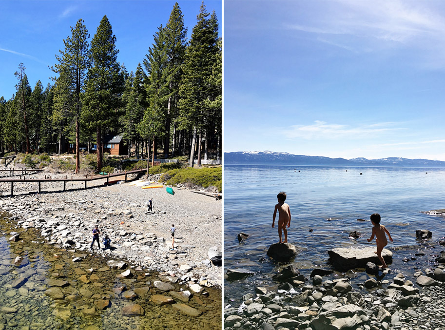 Family Trip to Lake Tahoe  /  www.goodonpaperdesign.com/blog/family-trip-to-lake-tahoe  /  @good_on_paper