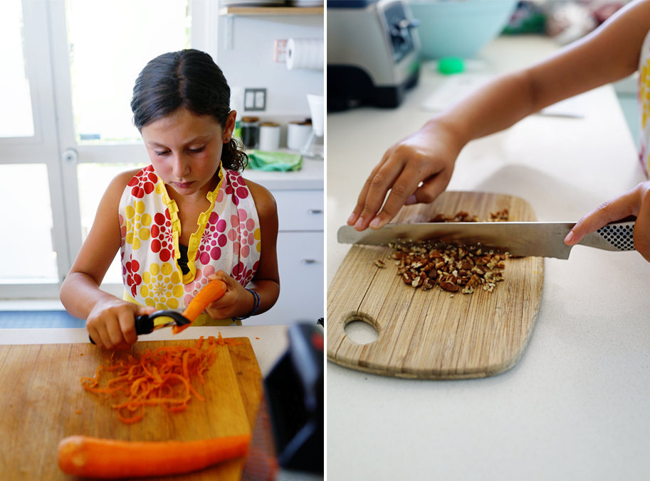 Baking with an 8-year old  /  www.goodonpaperdesign.com/blog/2016/8/8/baking-with-an-8-year-old  /  @good_on_paper