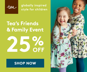 Friends and Family 25% off