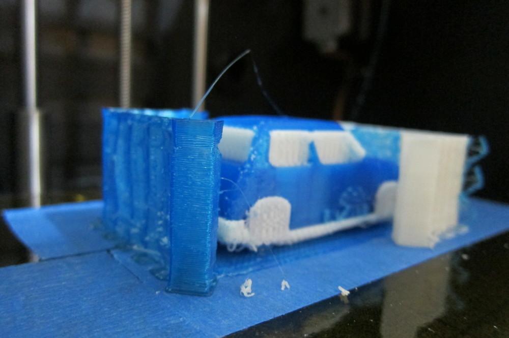 達億機械3D列印機,BEAVER III, 3D PRINTING, 3D MODEL
