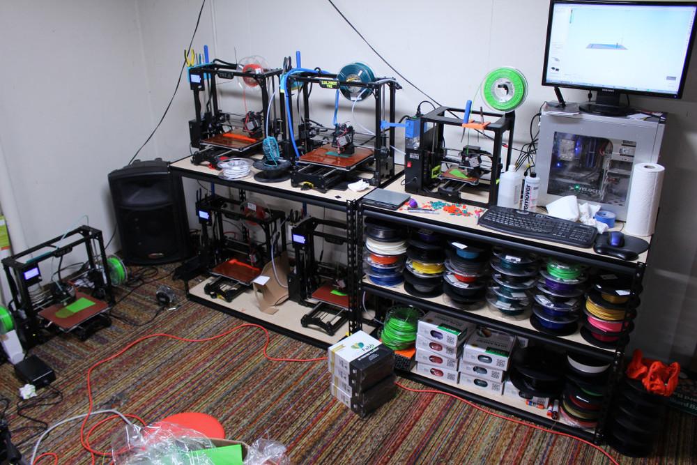 kingssel, mastech, 3D列印機,3d列印