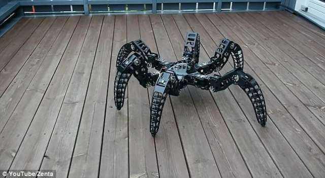 六足機器人MX-Phoenix