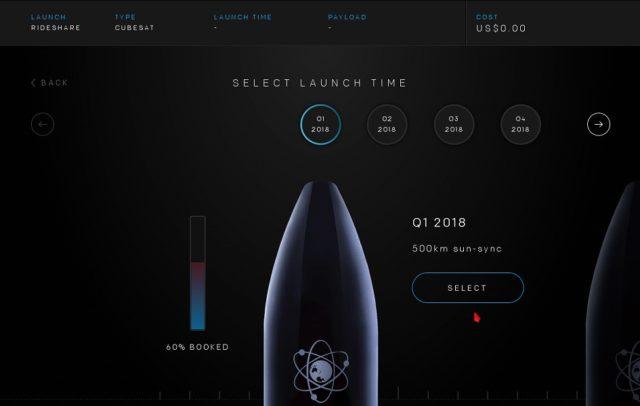 ▲Q1 的航班已經被預訂 60%。(Source:   Rocket Lab   )