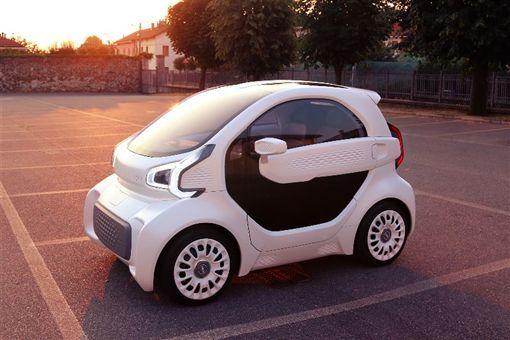 ▲LSEV雙人座電動車。(圖/翻攝網路)