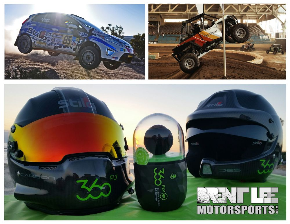 "FOR IMMEDIATE RELEASE -- Brent Lee Motorsports is proud to announce are newest partner,   360FLY . 360fly is the category leader in single lens camera technology. Capturing an immersive 360 degree X 240 horizontal view, the 360fly 4K allows users to capture everything around them and share content almost immediately with user friendly apps. (also available in HD).   Brent Lee, professional U.S. National Stage Rally and Terracross Pro Turbo Driver, will be using the 360Fly camera when practicing, doing recce in rally and racing in order to achieve optimum performance. Brent will also be using the 360Fly camera for behind the scenes posts on social media. #MissNothing #360fly  ""This is my type of camera, with one button and user-friendly apps, you can post from your phone with the quality I want and expect."" - Brent Lee  Brent from San Diego, California has won Kart, Rallycross and Stage Rally Championships and just announced he will be competing in six Terracross Championship events beginning in September of 2016. All races will be on CBS Sports Network over 12 consecutive Sundays starting in September.   https://www.360fly.com   Follow 360fly:   https://www.instagram.com/360fly    https://www.facebook.com/360fly    https://www.twitter.com/360fly"