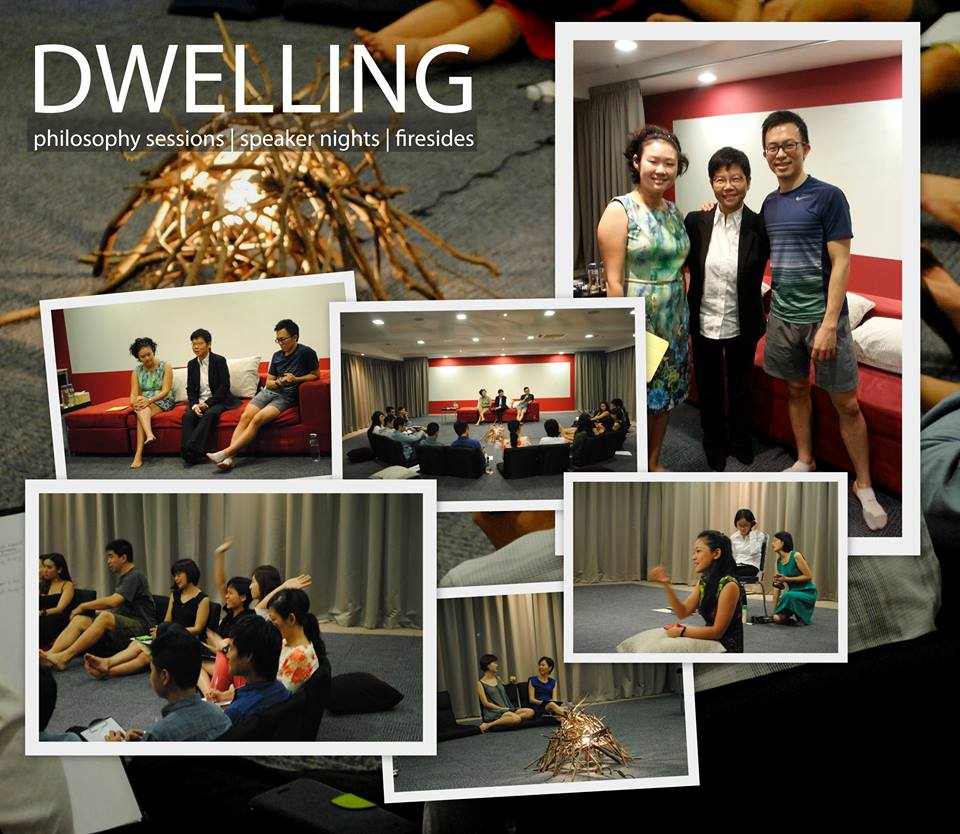 Dwelling Performanc Speaker Night