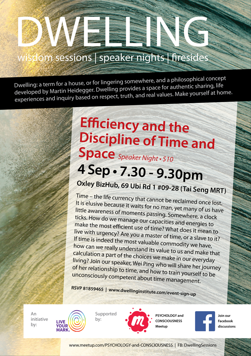 2018 Dwelling Speaker_Efficiency and the Discipline of Time and Space.jpg