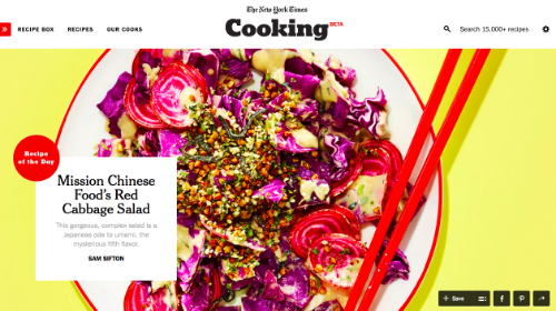 Image: cooking.nytimes.com