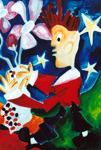 The Magician, Acrylic on Canvas, 78cm x 59cm (Small).jpg