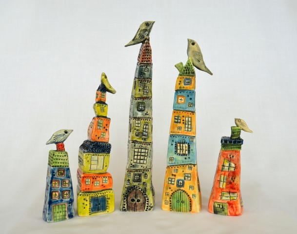 Whimsical Bird House Series (7).JPG