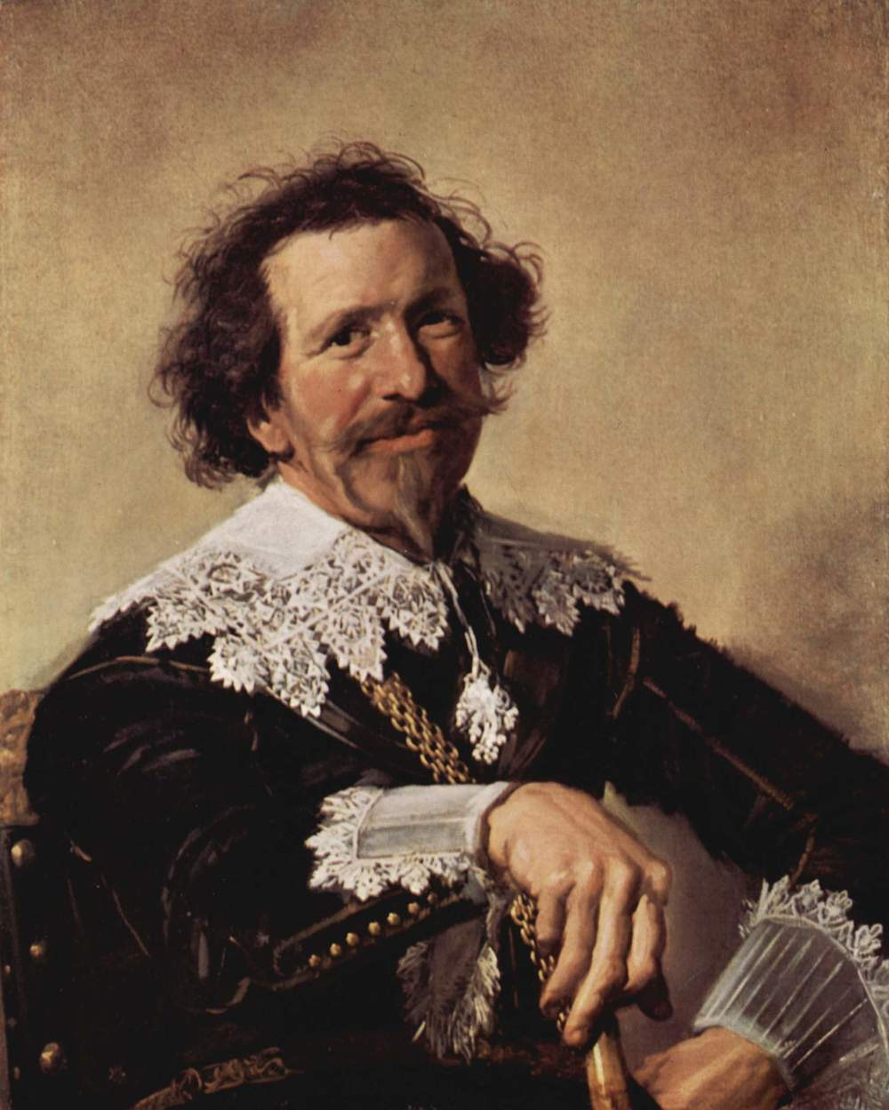Frans Hals,  Pieter van den Broecke , 1633, Kenwood House.