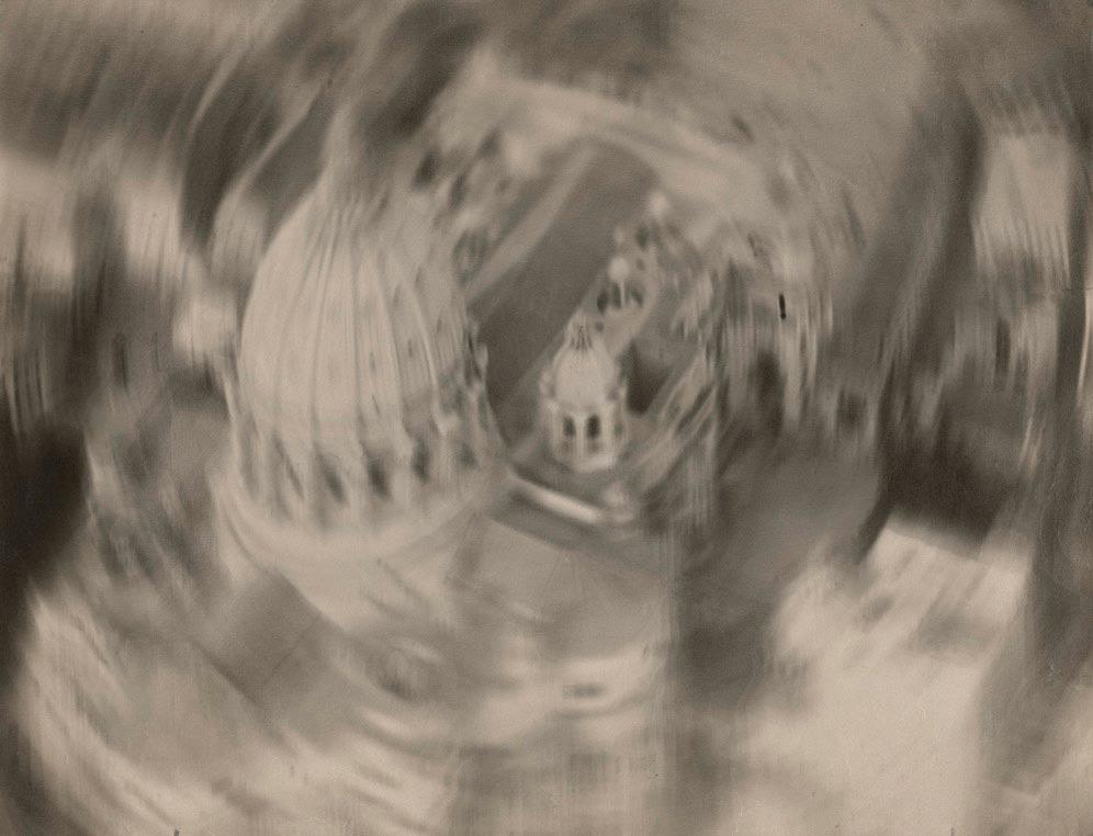 Filippo Masoero,  Descending over San Pietro,  c. 1927–37, Touring Club Italiano Archive, Milan.