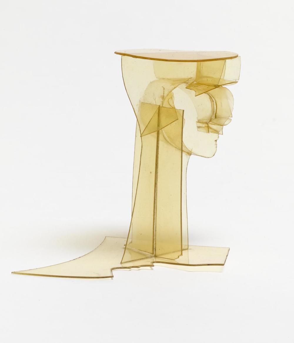 Antoine Pevsner,  Head,  c.1923-4, Tate Britain.