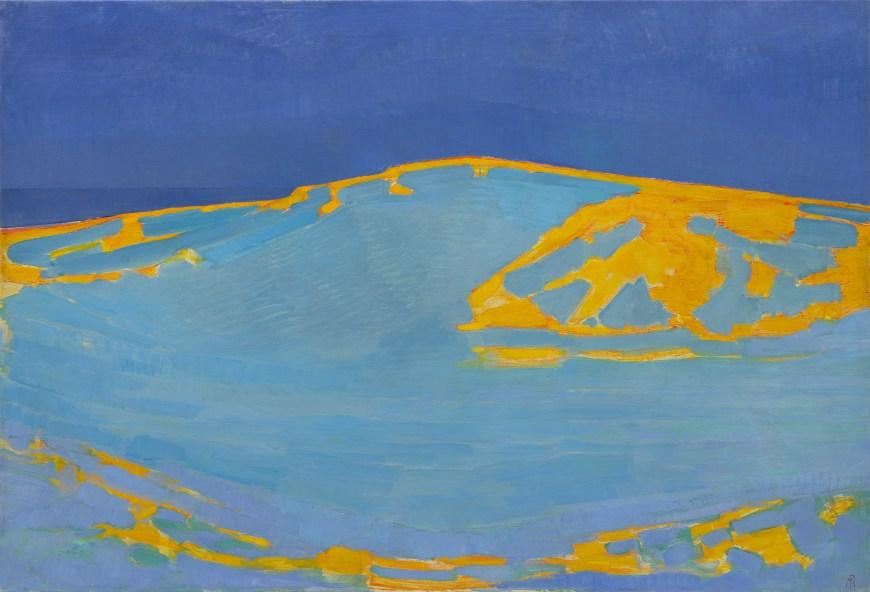 Piet Mondrian,  Summer, Dune in Zeeland , c.1910 Guggenheim Museum, New York.