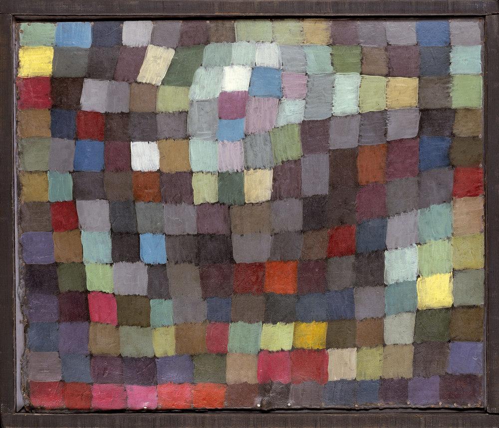 Paul Klee,  May Picture , 1925, Metropolitan Museum of Art, New York.