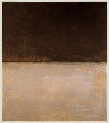 Mark Rothko, Untitled, 1969, Private Collection.