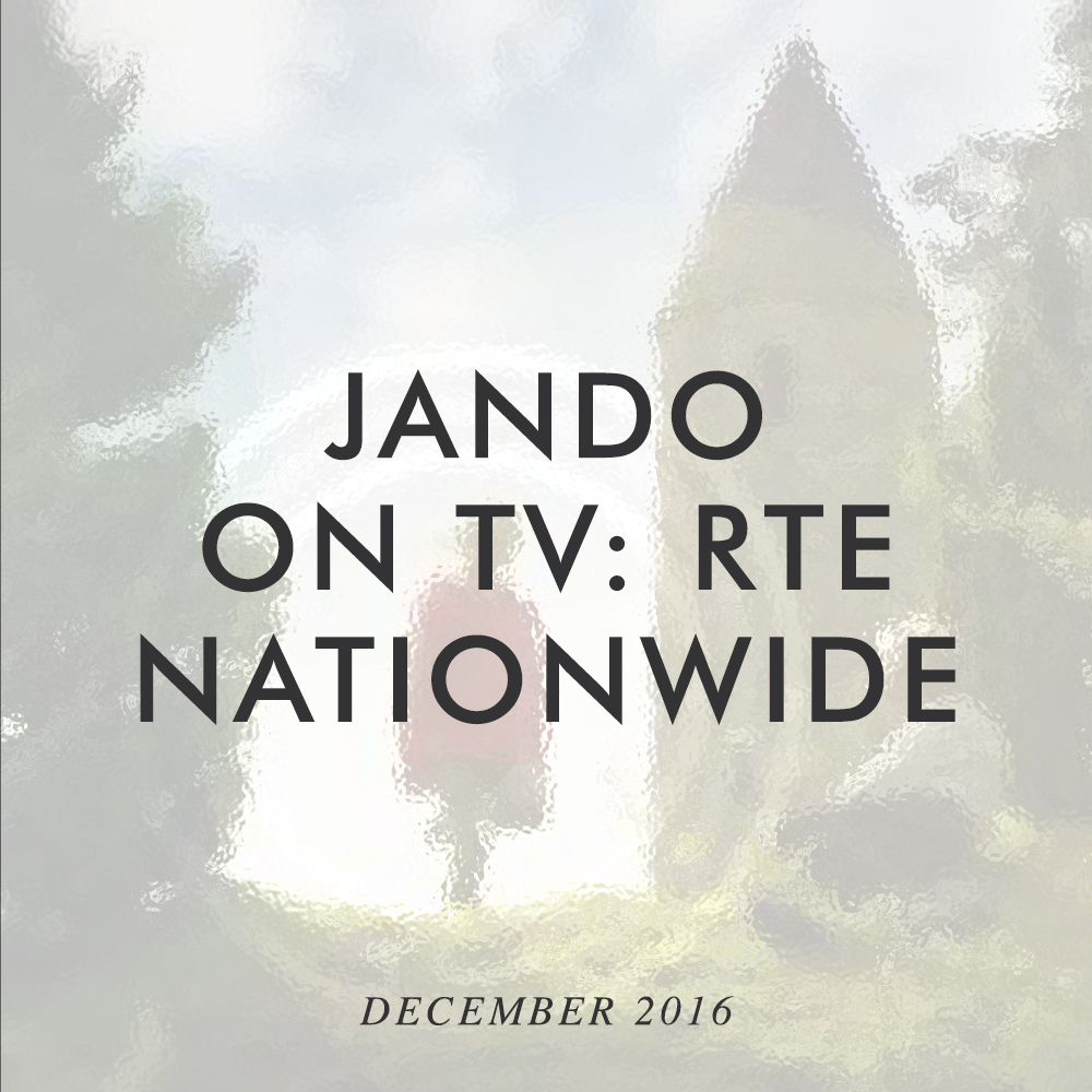 We spoke with Anne Cassin from RTÉ Nationwide at the City Hall Crafts & Design Fair in Cork.