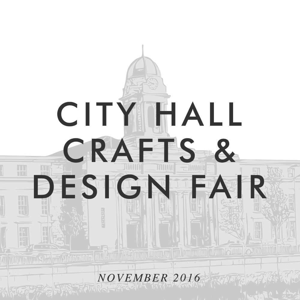 Visit us in Cork at the City Hall Crafts & Design Fair from November 24 - 27th. Find us at Stand 36.