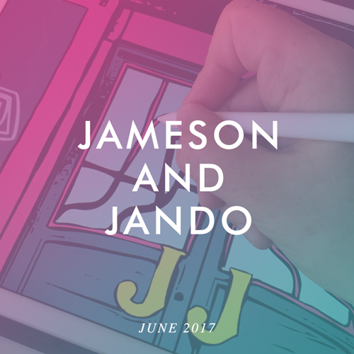 Read all about our recent collaboration with Jameson Distillery Bow St.