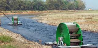aQysta - Developed the Barsha hydropowered pump that meets water needs for commercial agriculture and can pump straight from a river without the need for any additional energy, no need for maintenance and without any noise