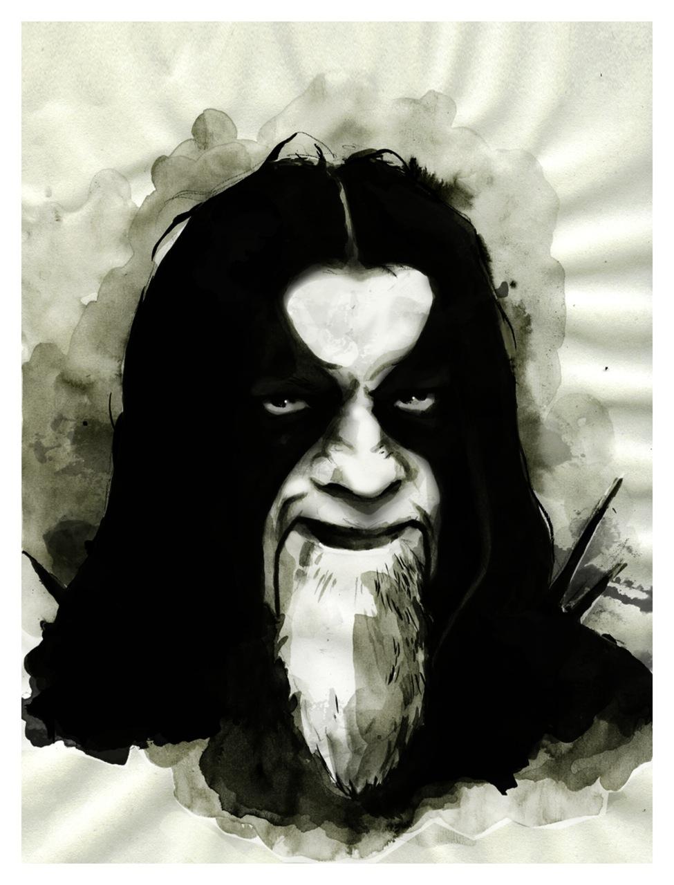 Abbath Doom Occulta, from Immortal