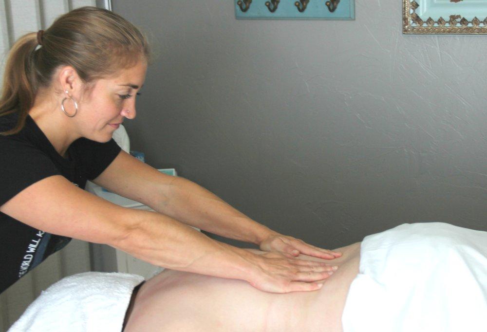 bodywork - swedish • prenatal • hot stone •deep tissue • sports • therapeutic