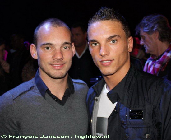 We went together to the movies. (Marten Saarlas and the Sneijder brothers)