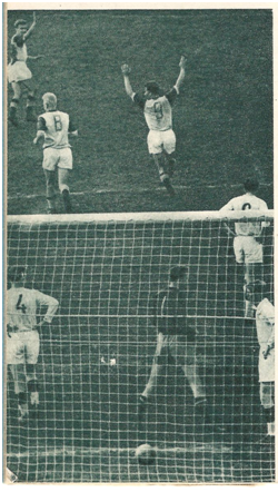 Battling with the Bigs: 2-2 vs. Spartak in  the 60´s