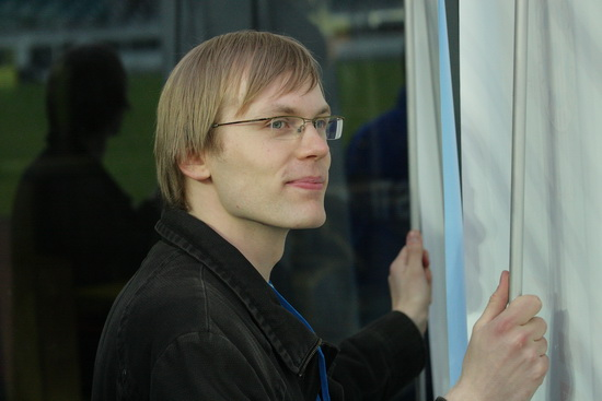 Mihkel Uiboleht, EJL Press Officer (err.ee)