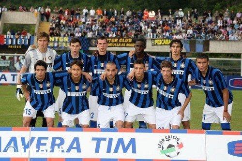 SuperMario at the times of the Inter Primavera (U-20) (Inter.it)
