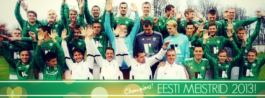 """We still do not have the same entusiasm as they have in Levadia"" Uwe hints at Levadia's main strenght… (30.3.2013)"